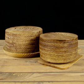 Lote de 2 quesos de Oveja CURADO (precio con IVA incluido)