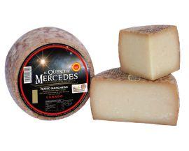 Queso MANCHEGO con Denominación de Origen  (El queso de Mercedes)